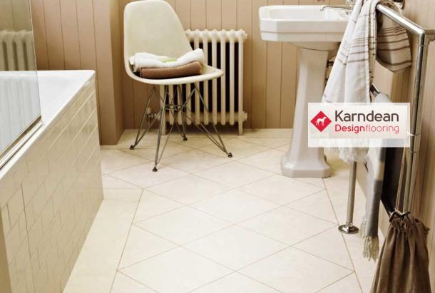 karndean bathroom
