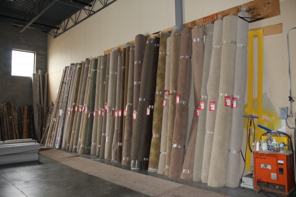 We have a variety of remnants for sale!!
