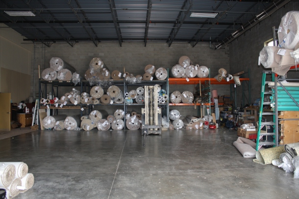 Our warehouse!!