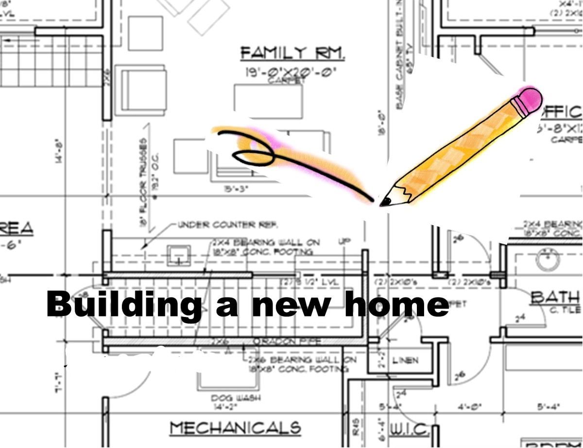 Building A New Home New Construction  Superior Flooring