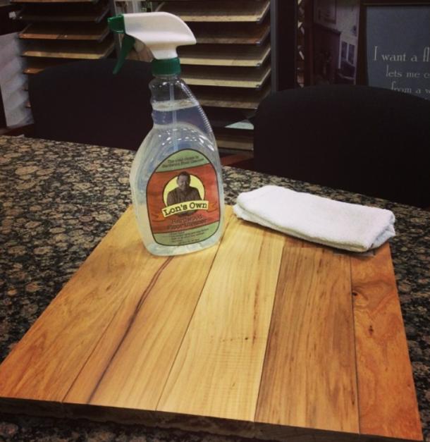 Lons Own Wood Floor Cleaner