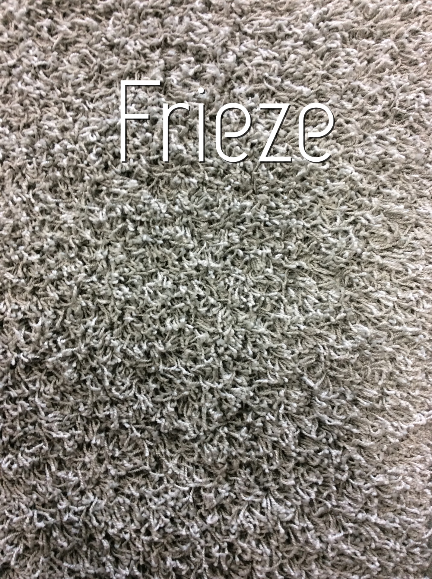 Frieze carpets have a more casual appearance  The ends of the cables are  twisted or curled to give lots of texture and movement. Product Feature  Carpet   Superior Flooring